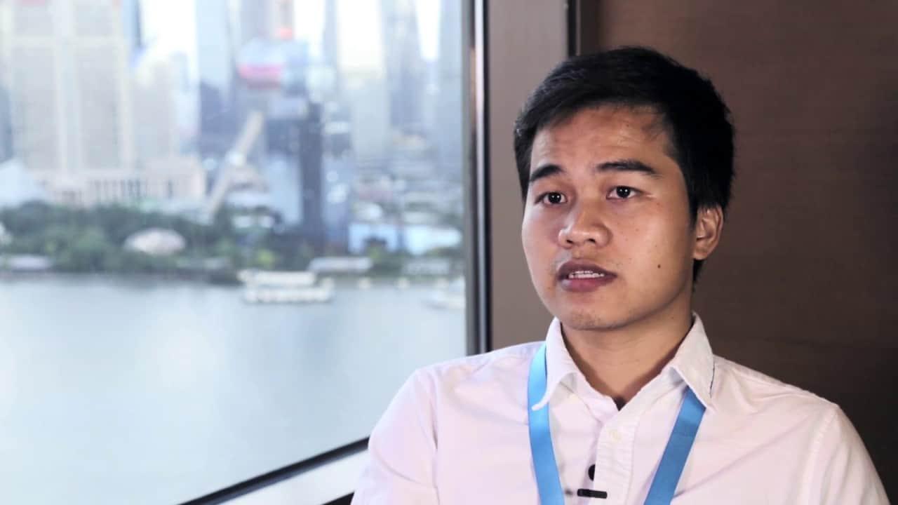 Loi Luu is behind the Kyber Network.