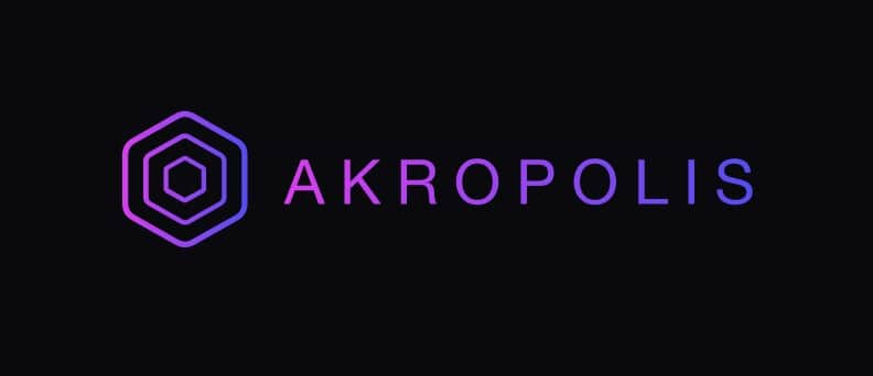 Akropolis: DeFi As A Gateway For The Future Financial System