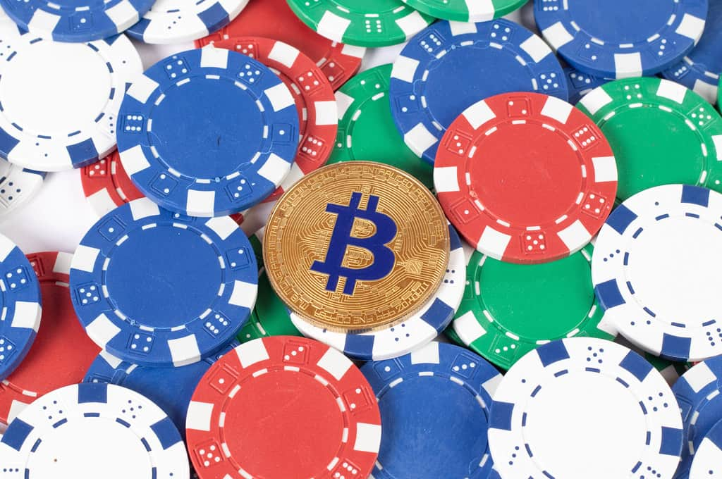 Bitcoin gambling is one of the ways to earn it without mining.