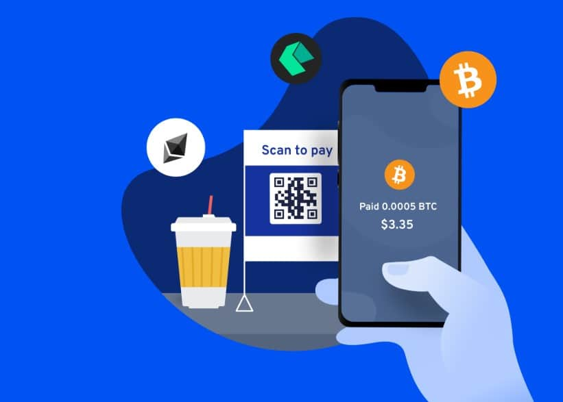 Nash supports crypto payments!
