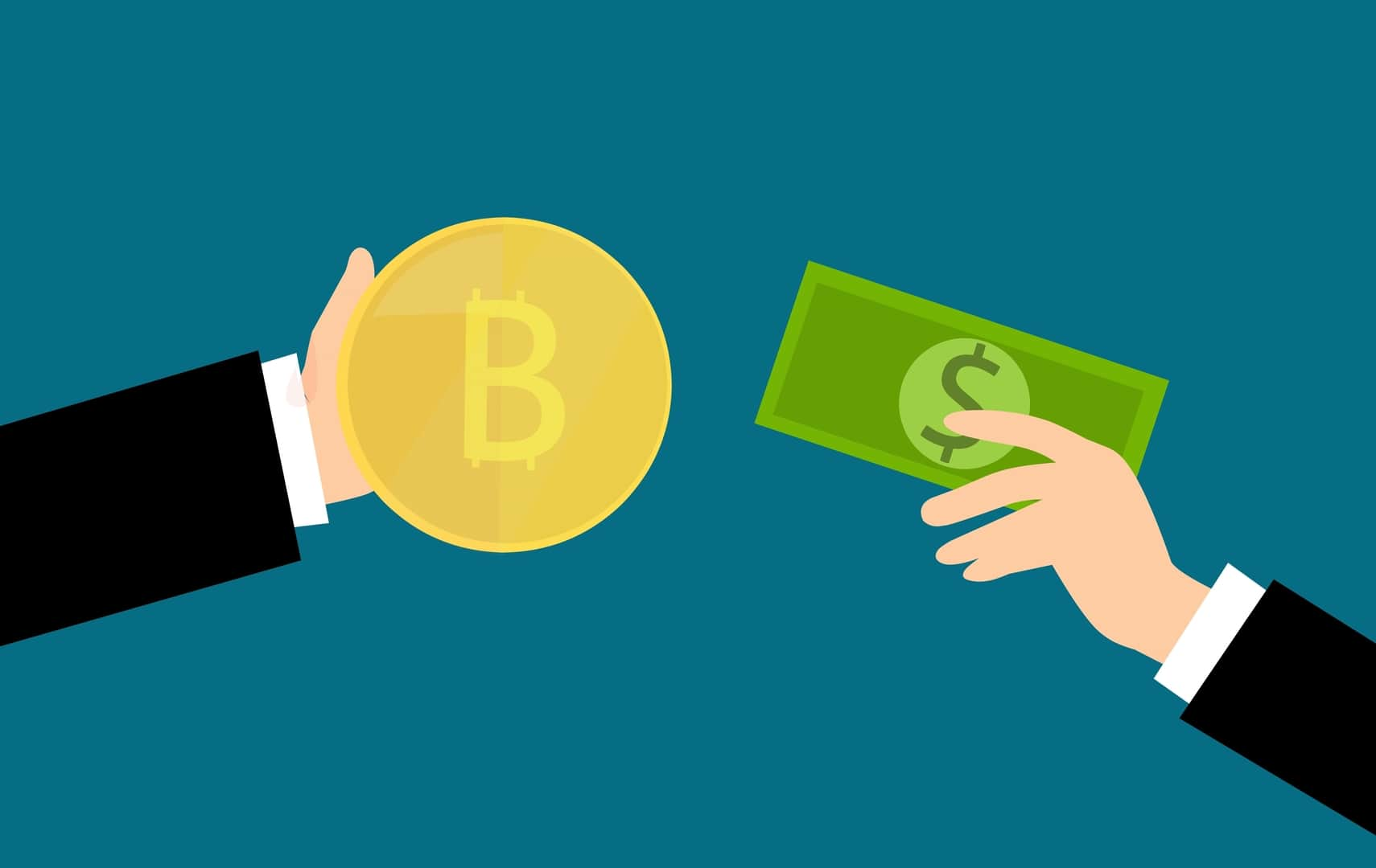 Offer Goods Or Services In Exchange For Bitcoin