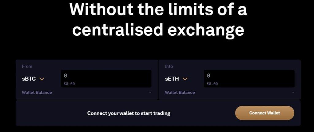 Kwenta exchange